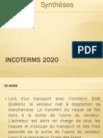 Les Incoterms 2020