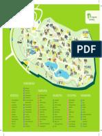 Tiergarten Plan