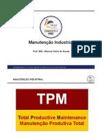 07 Manutenção Industrial_TPM I