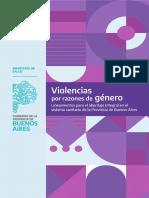 violencias por cuestiones de género