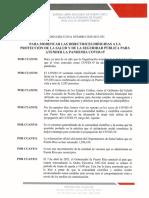 Orden ejecutiva de Ponce