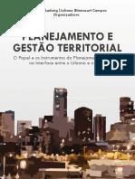 Planejamento e Gestão Territorial
