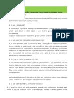 ATIVIDADE DE FIXAÇÃO FISIOLOGIA E ANATOMIA DA PESSOA IDOSA
