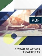 GESTAO DE ATIVOS E CARTEIRAS