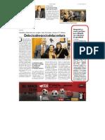 Integratek en La Vanguardia 5 Marzo