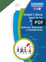 Tema 5 - Sindicato, Federación y Confederación