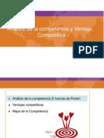 ANALISIS DE LA COMPETENCIA Y VC