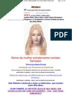 SEMJASE HUMANA EXTRATERRESTRE DAS PLEJARES-VOLUME-2