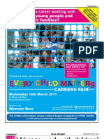 Every Child Matters Careers Fair