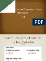 Calculo de Volumenes,De Long.de Curva ,Superficie de Revolucion