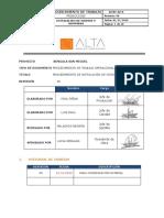OG-P0X Proc. de Instalacion de Vidrios y Mamparas