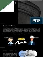 Lesson 1 - Architectural Design Process