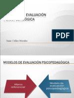 Modelos de Evaluación Psicopedagógica