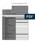 Proforma for IPHS Facility Survey of 201-300 Beded Hospital