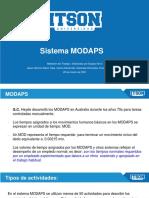 Sistema MODAPS 28-03-2021