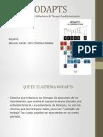 Modapts Presentacion Equipo