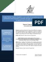 Patricio Zamora - Quilín-Madrid Cuadernos Culturales UNAB 2018