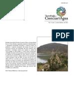 Tecnología y Ciencias Del Agua, Vol. 9