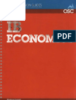IB Economics - Revision Guide - Stephen Holroyd - First Edition - OSC 2004