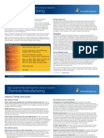 Sales Guide - Chemical Manufacturing