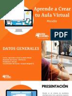 Aprende a Crear tu Aula Virtual