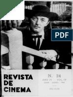 Revista de Cinema n. 24 1957