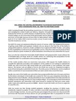 Press Release 19.04.2021