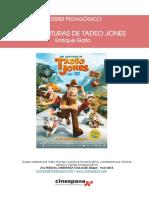 Tadeo Jones - dossier pédagogique