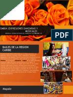 COLOMBIA MUSICAS Y BAILES