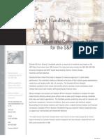 S&P500 handbook sheet