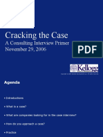 Deloitte - Cracking the Case