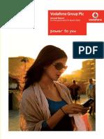 annual report vodafone essar