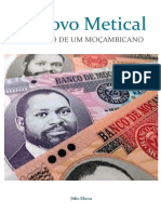 O Novo Metical, Desabafo de Um Mocambicano, Júlio Khosa 2020