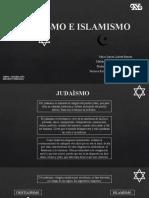 JUDAÍSMO E ISLAMISMO