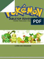 Pokémon 1 - Livro Do Jogador