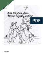 DON QUIJOTE quaderbet
