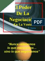 El Poder de la Negociación (presentación)