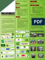 Brosur Profil Balai DIklat Industri Medan