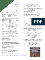 Miscelánea Algebra