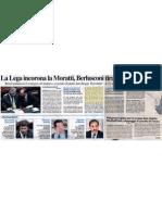 La Lega incorona la Moratti, Berlusconi tira la volata 20110308_IlGiorno