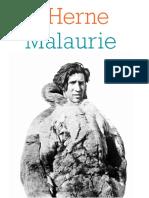 Cahier de L'Herne Jean Malaurie