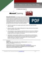 Microsoft Twitter Study I