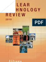 Nuclear Technology Review 2010