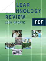 Nuclear Technology Review 2005
