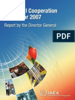 Technical Cooperation Report 2007