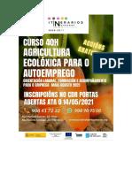 Curso de agricultura ecolóxica