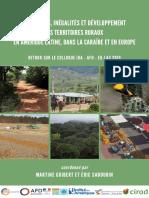 2019 Livro Guibert Sabourin Ressource Inegalite DT