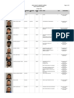 ArrestLeon County Booking Report