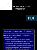 Jeffrey a. Mello 4e - Chapter 10 - Performance Management and Feedback