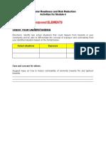 Activities_Module 4